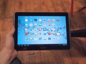 Galaxy Tab 2 10.1 обновляется до Android 4.1 Jelly Bean